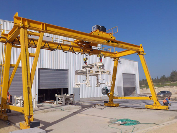 Gantry Goliath Crane